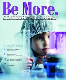 Be More Magazine Cover